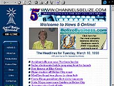 Channel5Belize.com